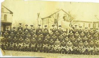 Regiment of Harold Husen