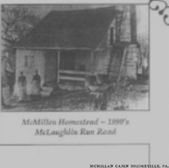 Homestead of the Bridgeville McMillans