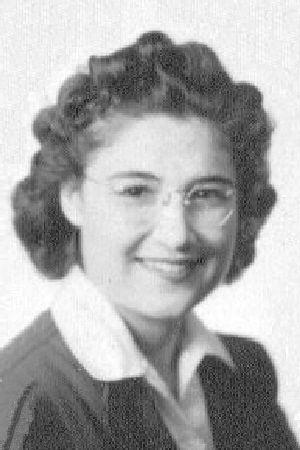Felicia Yrigoyen