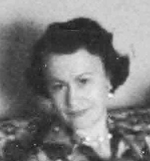 Mary Catherine Patrick Jacobs