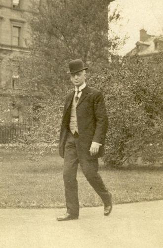 Edward Harrison Bell, 1900