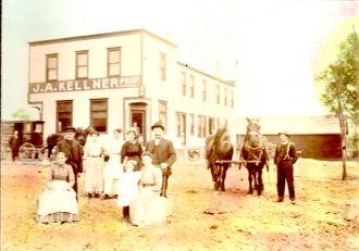 J.A.Kellner Hotel or Mercantile