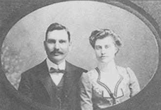 A photo of Ernest William (Will) Schenkel