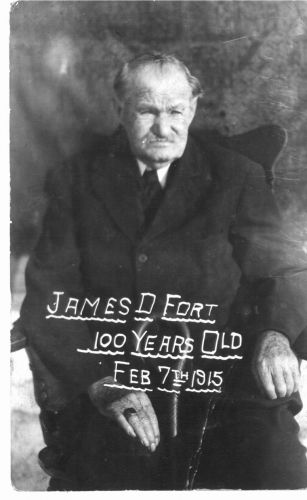 A photo of James D. Fort