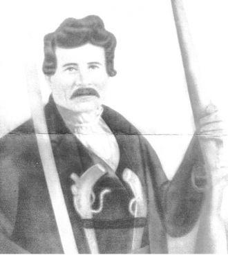 Captain John Henry Stout