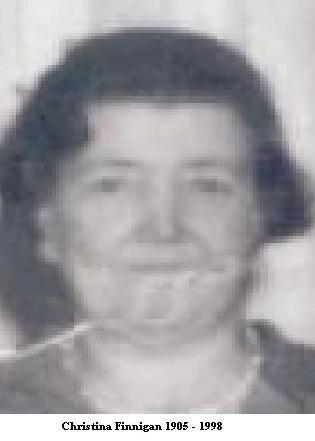 Grandmother Christina Fraser age 50