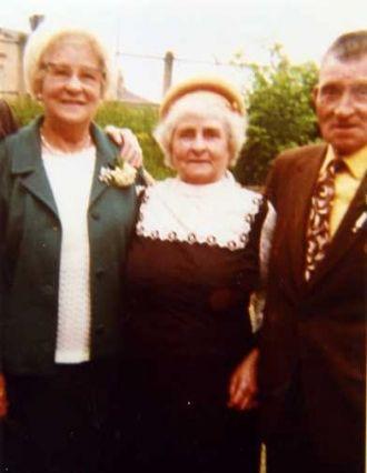 Eunice Bowman, Annie Batey, Thomas Crook