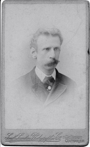 James Dew, 1880