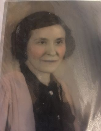A photo of Alice Ehrhardt