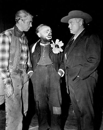 James Cagney, Jimmy Stewart, Orson Welles