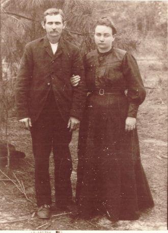 J. Bryant & Mary C. Shaw, 1907 Florida