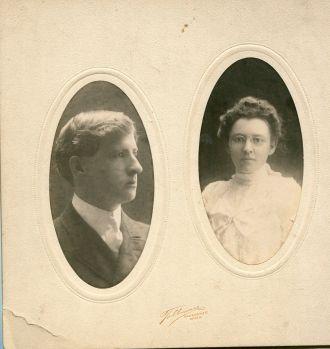 Nellie & Fred Copeland, Washington