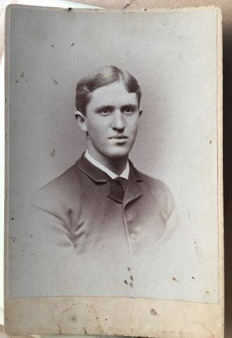 A photo of George Henry Johnson