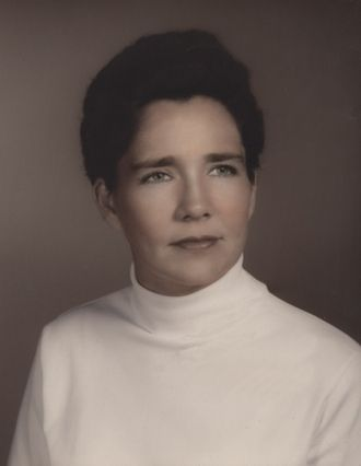 A photo of Martha Jane Dyer