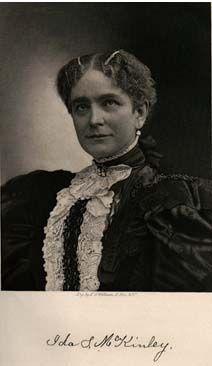 Ida McKinley, Ohio