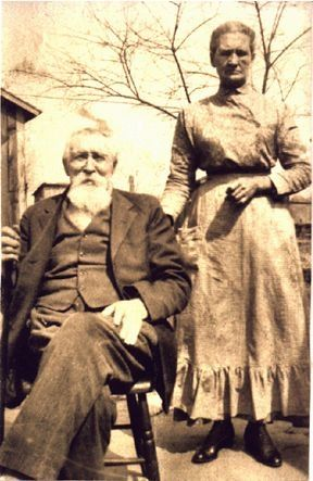 Wm. M. & Amelia Parcher Crawford