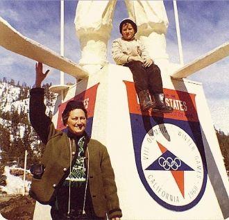 Bethel at the 1960 Winter Olympics