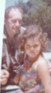 Earl Vernon Roche and daughter Namouxy Roche
