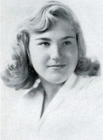Jeannette Kiefer, Ohio, 1946