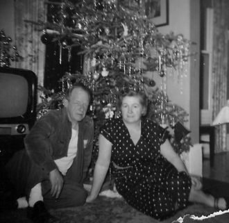 Lockwood Christmas 1954