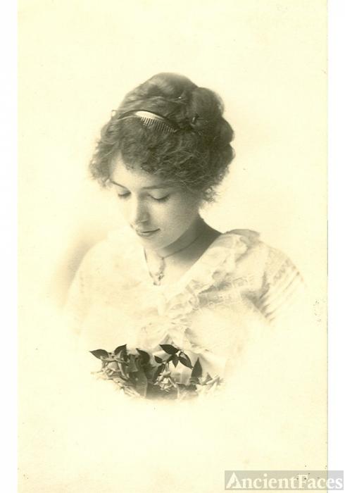 Jessie Bell Wyatt Harrison