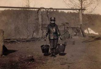 Dora Jefferson Miner in Alabama 1910