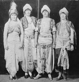 Ruth Deming, Helen Watson, Dorothy Thurston,...