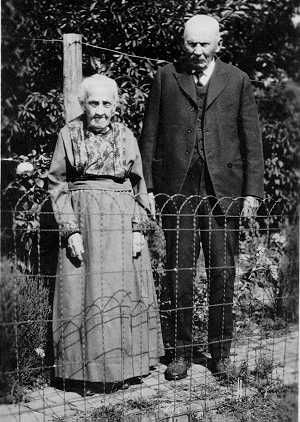 Joseph & Agnes (Strausbaugh) Kuhn