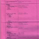 Loris Agnes Berg Birth Certificate