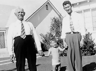Henry, Neil & Walter Marks; Fresno, CA