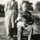 Unknown grandparents and baby in Oklahoma