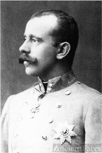 Rudolf Franz Karl Joseph