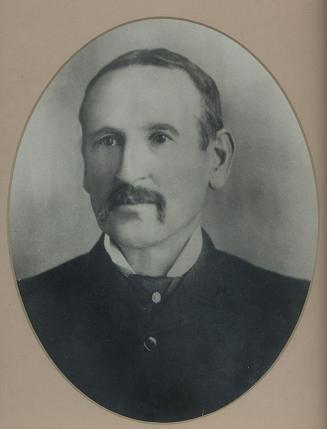 A photo of Joseph Ladd Mayes
