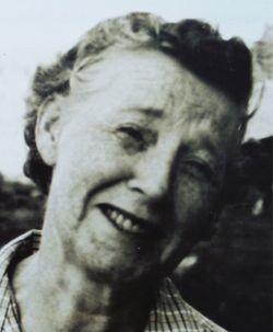 Maud A (Clausen) Walen