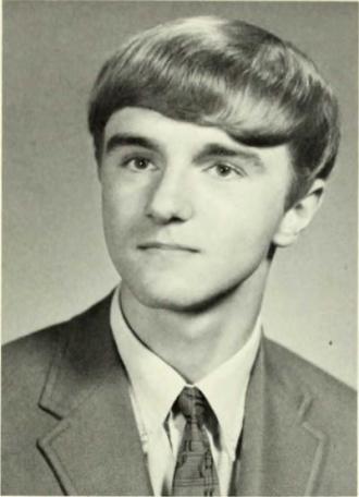 Peter Obremski - 1969 Salem High School Yearbook