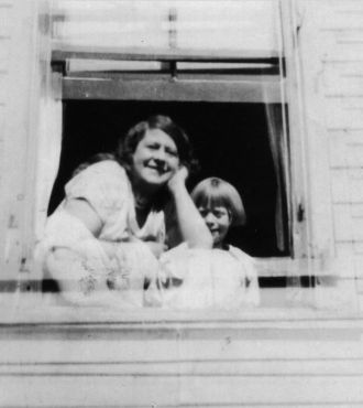 A photo of Gertrude Kibblier