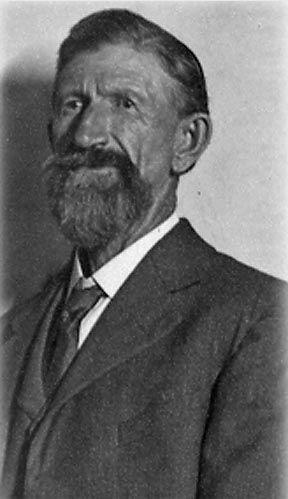 A photo of Friedrich Wilhelm  Henschel