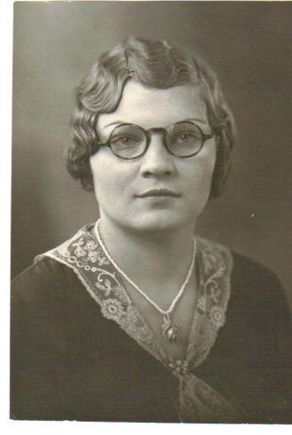 Margaret Helen Moses Bolen, 1932