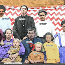 Emma Elizabeth Akers & family, 1907