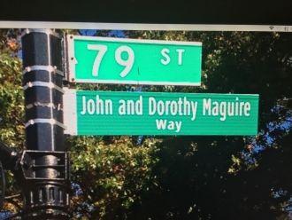 Dorothy Maguire Street