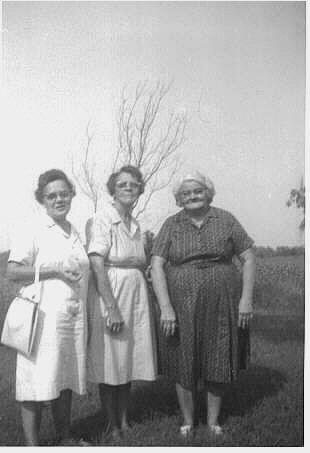 Iva, Stella, & Jewel Johnson