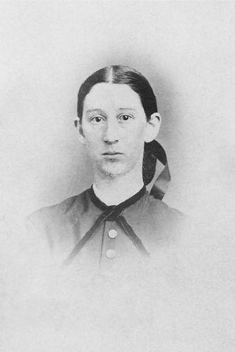 Martha Love (Barker) Lewis