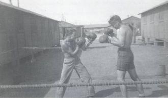 WWII Army Buddies/Vallis & Smith