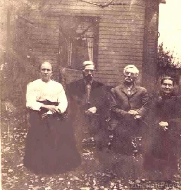 Baughman Brothers & Wives