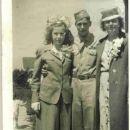 Robert, Ida, & Juanita (Losey) Leichty, 1946