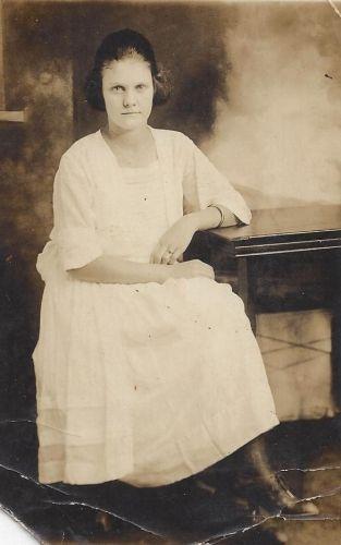 A photo of Flora Mohegan