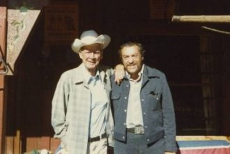 Russell Hayden and Larry Imber