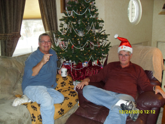 2010 Xmas in Cranberry Twp PA
