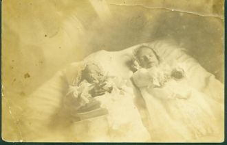 Fanny and Annie Starr, OK 1916