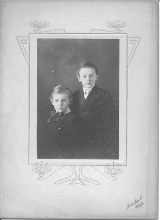 Robert and Carlyle Birge